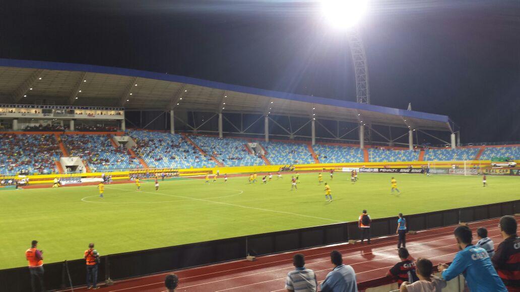 Atlético x Iporá